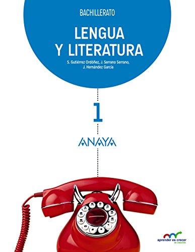 Lengua y Literatura 1 (Aprender es crecer en conexión)