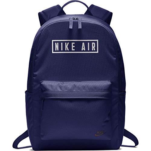Nike Nk Heritage Bkpk - 2.0 Air Gfx - blue void/blue void/white, Größe:-