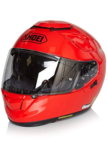 Shoei GT Air service Red