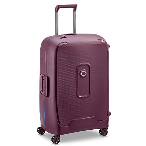 DELSEY PARIS - MONCEY - Valise trolley - 4 doubles...