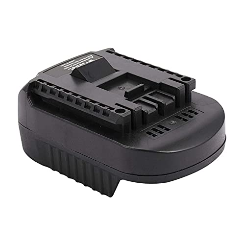 MT20BSL Convertidor de Adaptador de batería para Makita 1 8V BL1830 BL1860 Se USA convertir para Herramientas Bosch 18V baterías de Litio BAT609 BAT609G, Batería, YLLLLY-6686 (Color : 1 Piece)