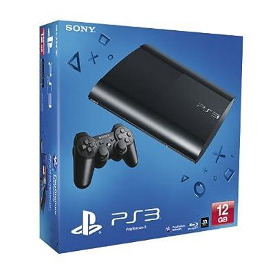 Sony PS3 12GB Super Slim Console (PS3)