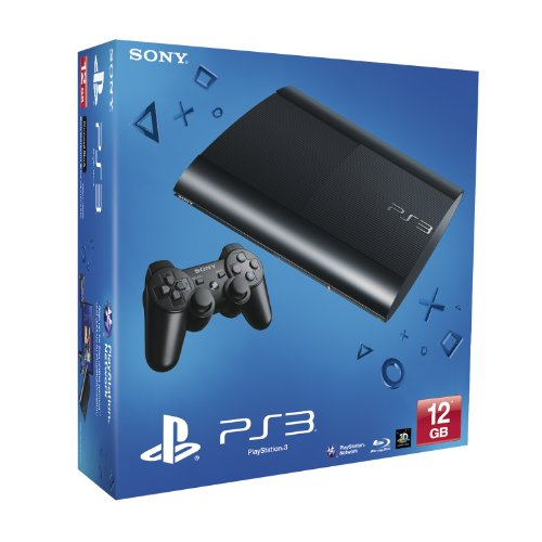 Sony PlayStation 3 12GB Super Slim Console [UK Import]