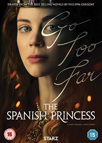 The Spanish Princess [DVD] [2019] [NTSC]