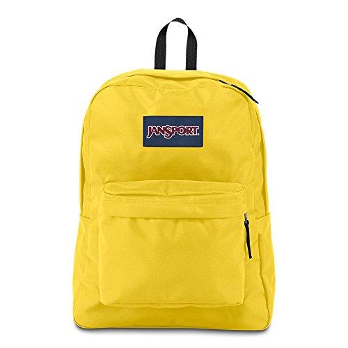 JanSport SuperBreak Yellow Daisy One Size