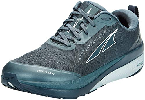 ALTRA Men's AL0A4VQO Paradigm 5 Running Shoe, Dark Blue - 11 M US