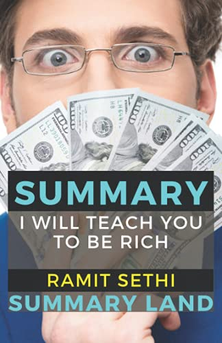 Summary of I Will Teach You to Be Rich by Ramit Sethi