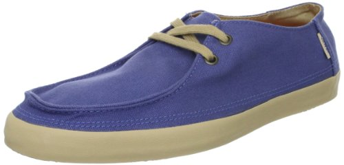 Vans M Rata Vulc STV Navy - Zapatillas de Lona Hombre, Color Azul, Talla 42.5