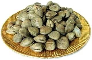 Charleston Seafood Littleneck Clams, 128-Ounce Box