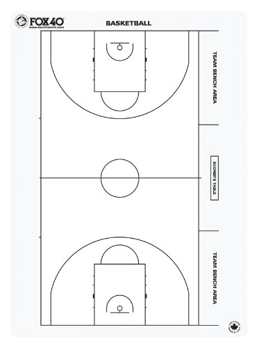FOX40 Pro Junior Clipboard Basketball
