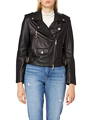 Armani Exchange Real Leather Chaqueta de Piel. para Mujer