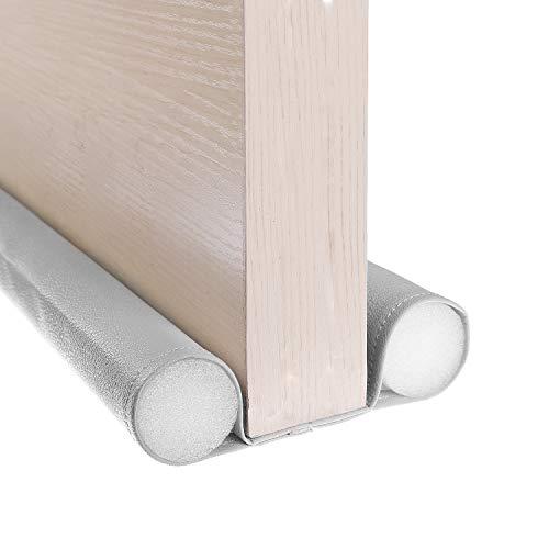 SWISSELITE 36 Inch Under Door Draft Stopper,Sound Proof Reduce Noise,Energy Saving Under Door Draft Stopper Door Weather Stripping