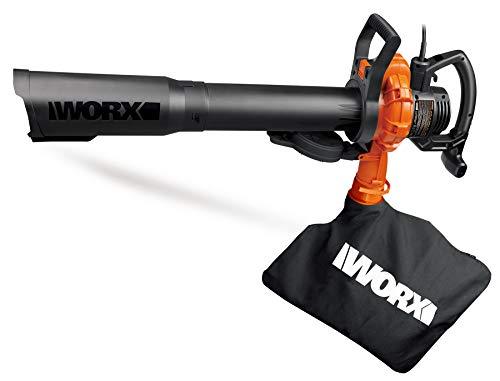 Worx WG518 Corded Blower Vacuum Mulcher