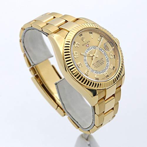 Rolex 326938–Montre, Bracelet en Or Jaune