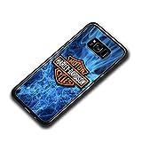 XZY7GWUJ OSJSHIUB VYFTH TPU Soft Shell AYMLNP Phone Cover for Cover Samsung Galaxy S9 Case LBLKFB