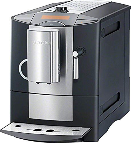 Miele CM 5200 Kaffee-Vollautomat Soft Touch tiefschwarz