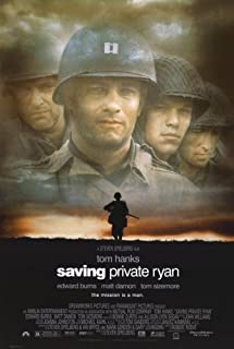 Pop Culture Graphics Saving Private Ryan (1998) - 11 x 17 - Style A