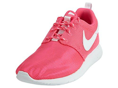 Nike Roshe One (gs), Unisex-Kinder Hallenschuhe, Rosa (Hyper Pink/white), 36.5 EU