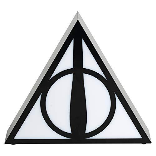 Harry Potter Deathly Hallows Novelty LED Desk Light