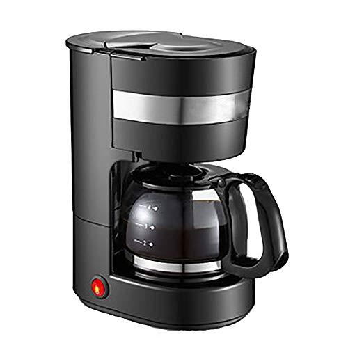 Machine à café Goutte à Goutte, en Plastique de qualité Alimentaire/Portable/Automatique / 0,65 L/Anti-Goutte/Entonnoir Haute densité Amovible et Lavable/Isolation Intelligente