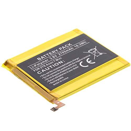 foto-kontor Akku für ZTE Axon 7 Mini Ersatzakku Accu Batterie