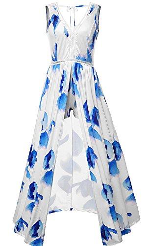 Maxi Dresses Side Split for Women 2 Piece Off Shoulder Bodycon Dress L