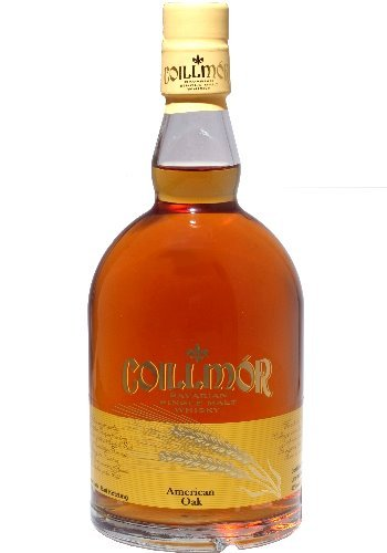 Bayrischer Coillmór Single Malt Bavaria Whisky 43% vol. 3 Jahre