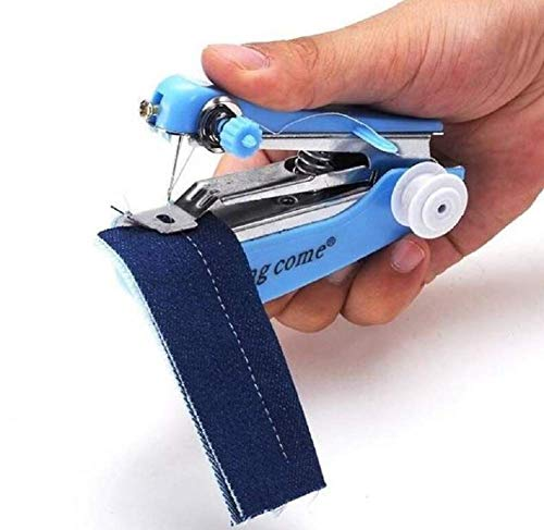Why Choose Home Sewing Machine-Electric Overlock Sewing Machine Small Household Sewing Tool Portable...
