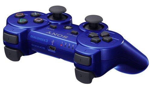 PlayStation 3 - DualShock 3 Wireless Controller, blau