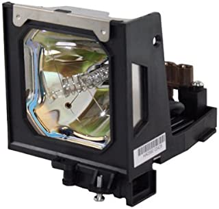 Battery Technology Replacement Lamp for Eiki LC-XG110. XG210, Sanyo PLC-XT11, XT16, XT10A, XT11 POA-LMP59-BTI