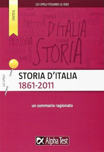 Storia d'Italia (1861-2011)