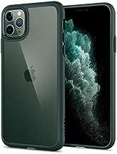 Spigen Ultra Hybrid Designed for iPhone 11 Pro Max Case (2019) - Midnight Green