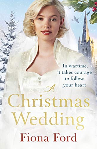 A Christmas Wedding by [Fiona Ford]