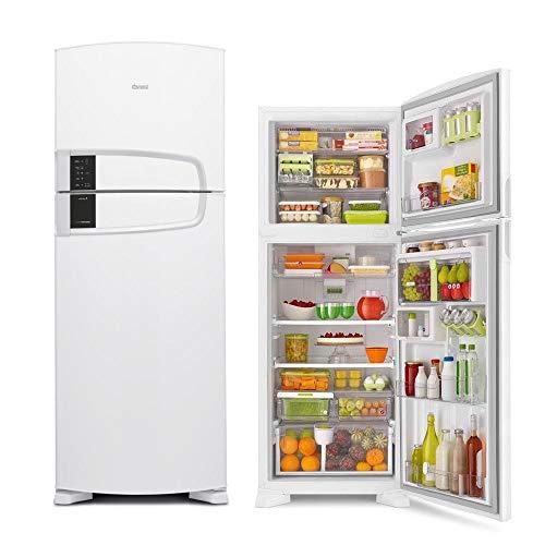 Geladeira Consul Frost Free Duplex 437 litros Branca com Horta em Casa - 110V