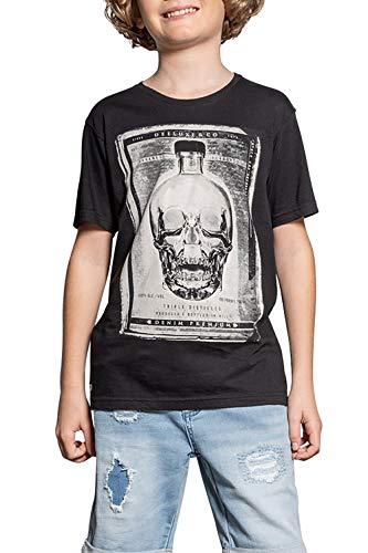 Deeluxe - Camiseta con diseño de Calavera