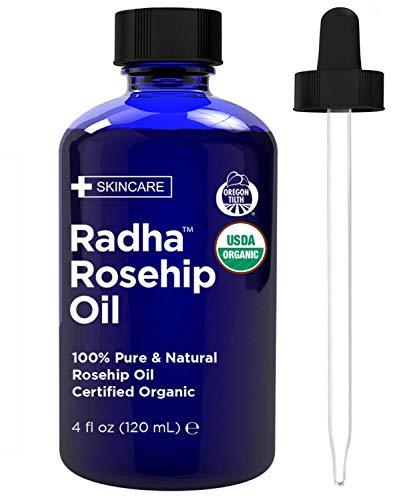 4. Radha Rosehip Oil