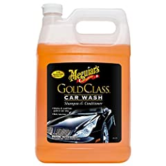 ONLY ONE STEP: Designed to both clean and condition your car in one easy step ADVANCED FORMULA: Cleans without stripping wax protection THE BEST CLEAN: Foams away tough dirt, road grime and contaminants RADIANT LOOK: Contains ultra-rich conditioners ...