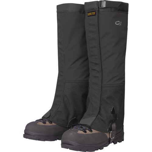 Outdoor Research Men's Crocodile Gaiters - Waterproof Breathable Protection