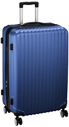 [アイダディ] 【idadi】軽量キャリーケース M6010 保証付 80L 70 cm 4.7kg M6011L-75 ネイビー