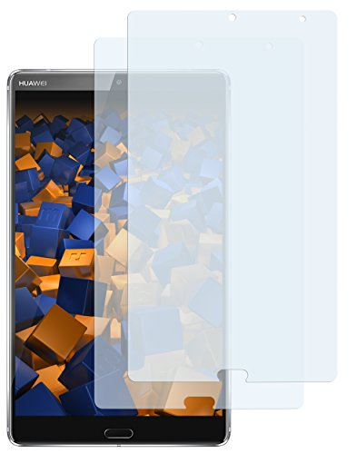 mumbi Schutzfolie kompatibel mit Huawei MediaPad M5 8,4 Zoll Folie klar, Bildschirmschutzfolie (2X)