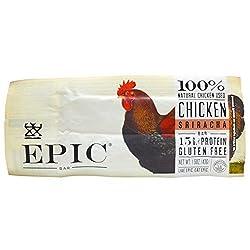 Epic Provisions Chicken Sriracha Protein Bar, 1.5 oz
