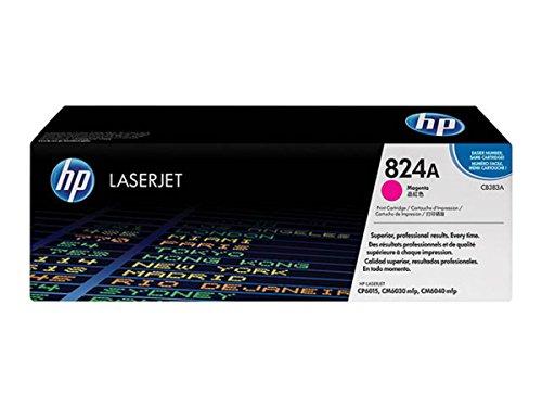 HP - Hewlett Packard Color LaserJet CP 6015 XH (824A / CB 383 A) - original - Toner magenta - 21.000 Seiten