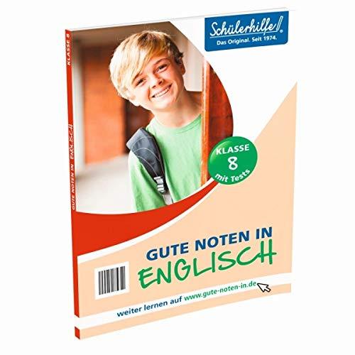 Schülerhilfe! Gute Noten in Englisch Klasse 8