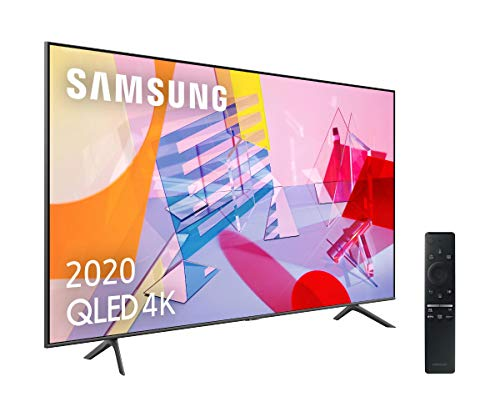 TV 43 QLED UHD 4K SMART TV WIFI EUROPA