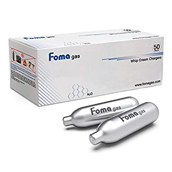 FOMAGAS Whipped Cream Chargers 300 PACK