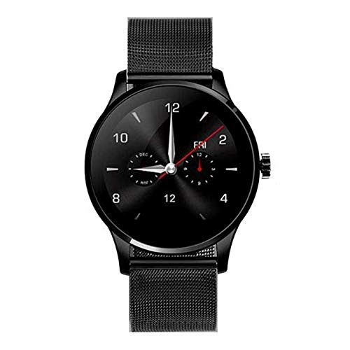 K88H Bluetooth Smart Watch Smartwatch (Black)