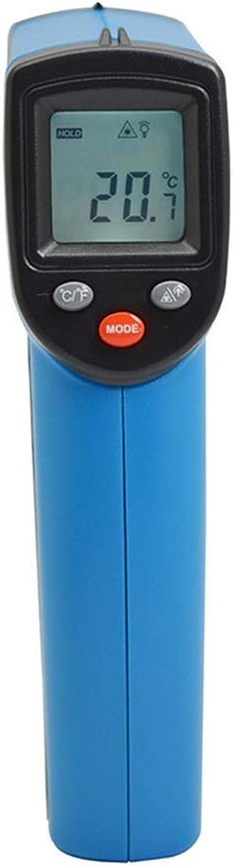 MAGAI Termómetro infrarrojo termómetro termómetro industrial termodetector (Color   -50-380)