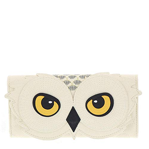 Loungefly Harry Potter Hedwig Owl Tri-Fold Wallet