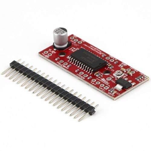 Driver del motore passo-passo EasyDriver Shield 2PCS V44 A3967 per Arduino