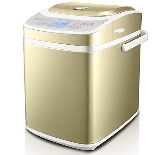 KLJUH Totalmente automático de alimentación de Frutas máquina de Pan Doble Tubo de calefacción multifunción Inteligente amasamiento Pan Asador